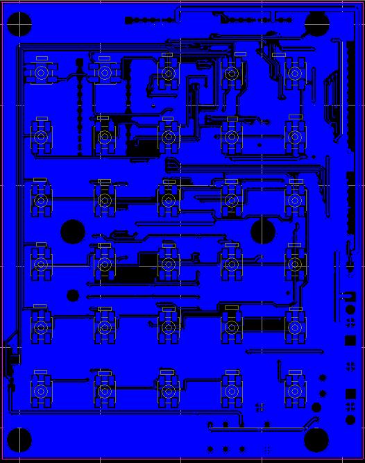 抄板案例1-双层板抄板_抄板案例_pcb_电路板抄板_芯片