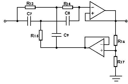 心电放大器设计报告_技术文章_pcb_电路板抄板_芯片